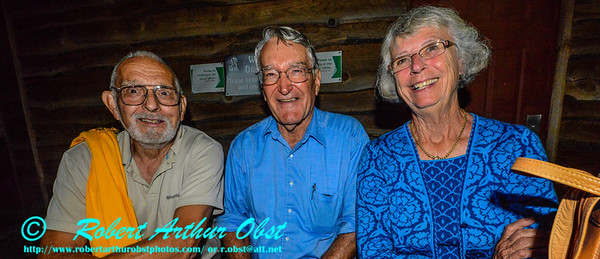 Old School Boaters and Best of Bob Obst's River Friends