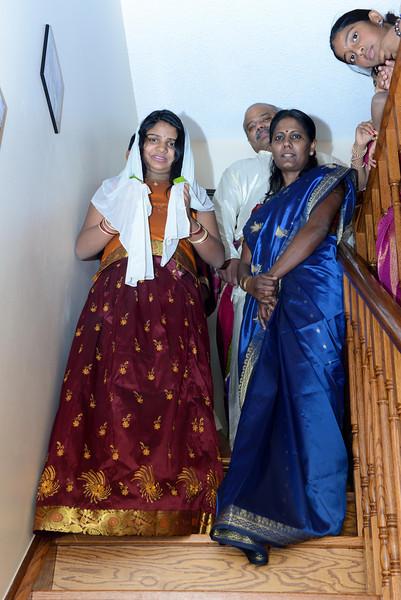 Bala Annai daughter event