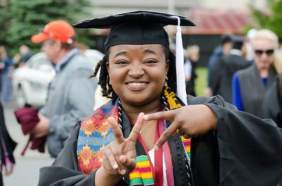 Danielle's VT Graduation