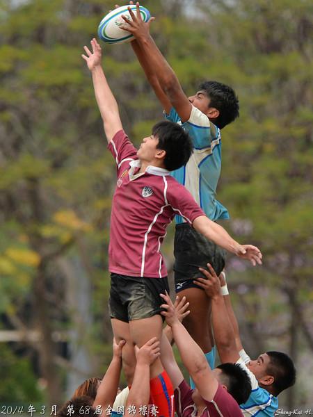 2014年照片集錦(Rugby Pics in 2014)
