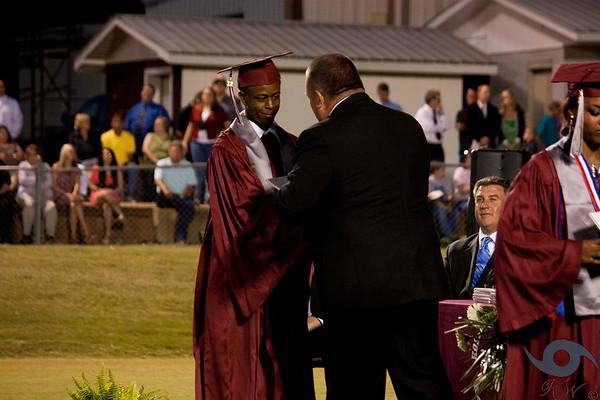 Kossuth High School's Graduation (2012)