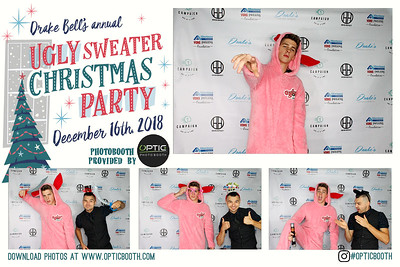 Drake Bell's Annual Ugly Sweater Party