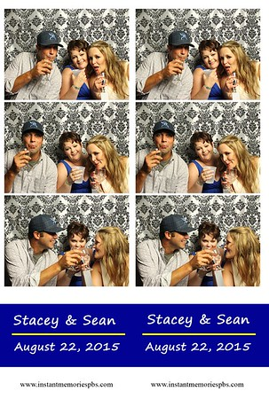 Stacey & Sean's Wedding 8-22-15