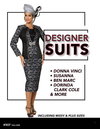 Designer Suits Fall 2021