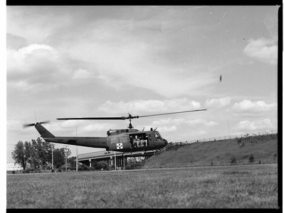 2019-06-22 Ultrafine 400 at WWII reenactment