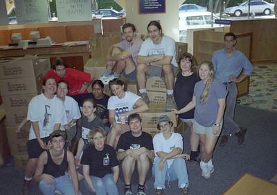 Borders South Florida Sort Tour 1995