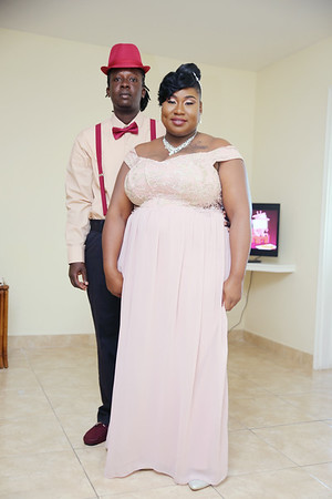 Sharado and Antionette's Wedding