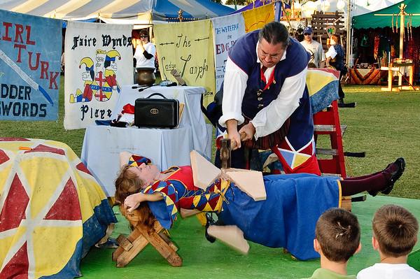 Medieval Faire, Lakes Park 2009