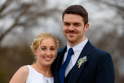 Wedding - William and Libby ( USA )