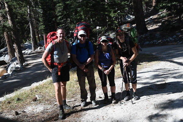 Mt. Whitney August 24-26, 2017
