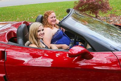 Madi & McFadden Girls Homecoming 12
