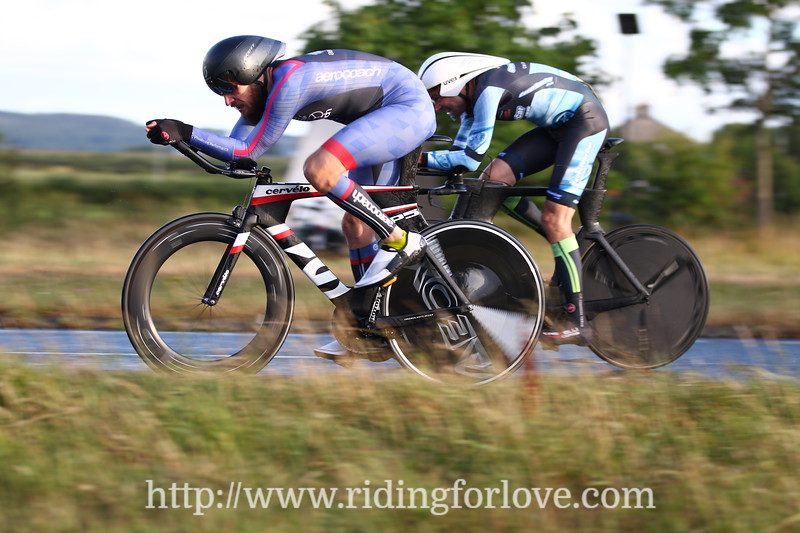Pendle Forest CC 10 mile TT Levens 28th July 2018