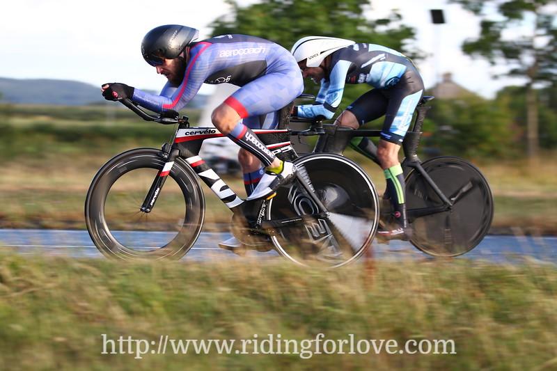 Pendle Forest CC 10 mile TT Levens 28th July 2018