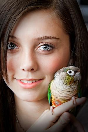 Casey's Parakeet