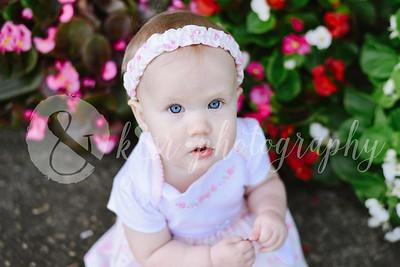 Anna 9 Months
