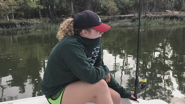 2020 Nov Fishing Lincoln River
