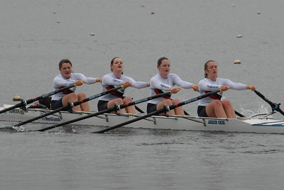 Pangbourne College Rowing Dorney Heads 18th March 2011