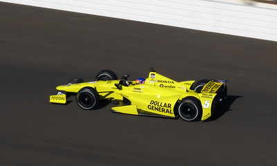 Morning Practice - Indy 500 Pole Day - 18 May '14