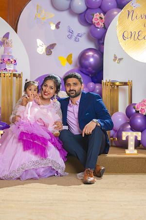 Nivrithi Birthday