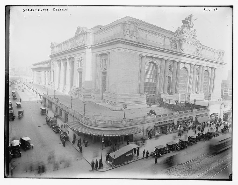 . Grand Central Station, undated (Library of Congress)