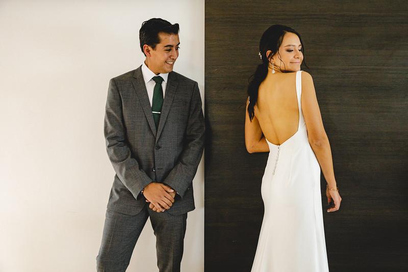 Jess & Luis. Civil