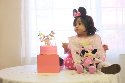 Danica's 1st Birthday & Dedication
