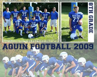 2009 bluejay football photomates