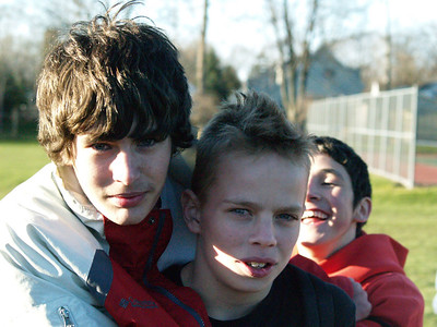 7th and 8th Grade Coed Track - 4/18/2007 Newaygo
