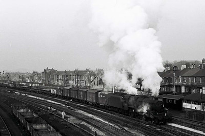 Skipton, Settle Junction and Hellifield, 1967