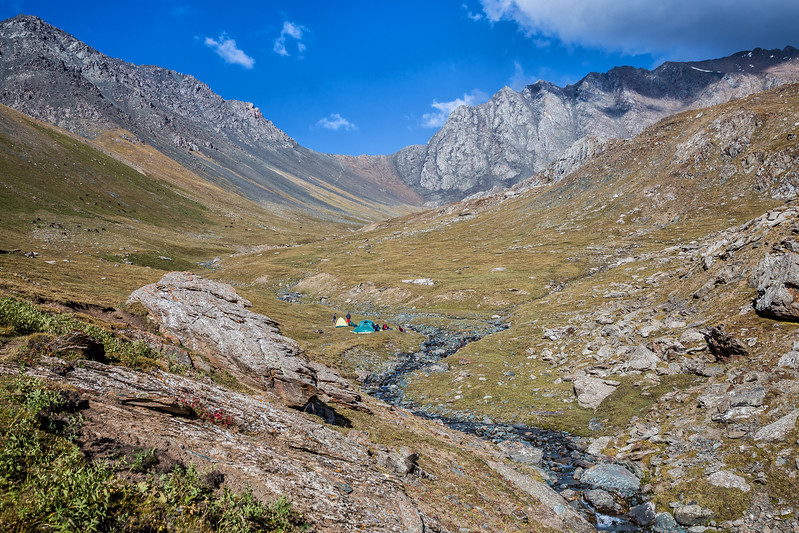 Hiking in Kyrgyzstan Archaly Tor Pass