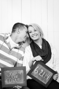 C.T. and Sara's Save the Date