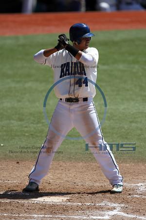 Kailua Baseball - Bal 5-14-14