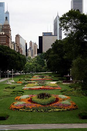 Michigan Avenue--Grant Park