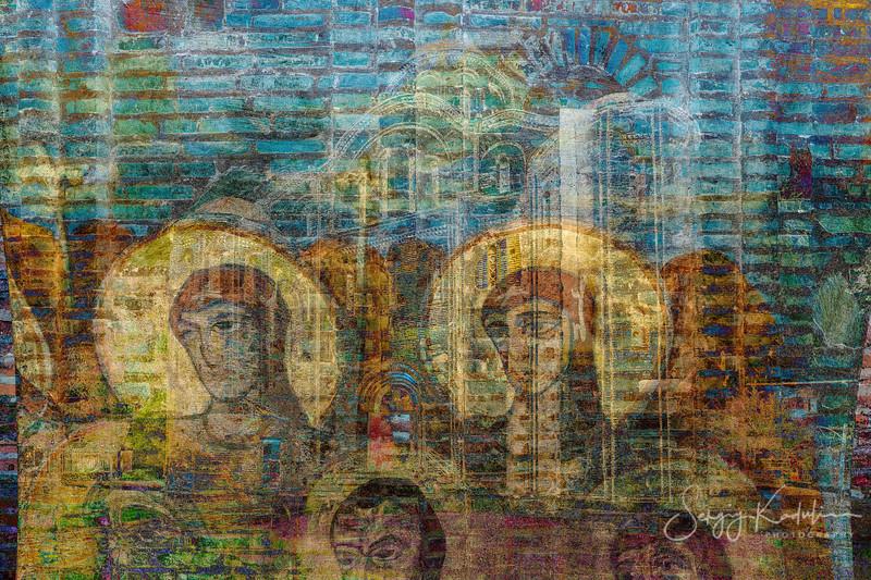 Legends of sacred Ovruch, Ukraine