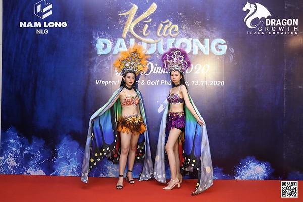 Nam Long Group | Gala Dinner 2020 instant print photo booth @ Vinpearl Hotel & Resort Phu Quốc | Chụp hình in ảnh lấy li�n Sự kiện tại Phú Quốc | Phu Quoc Photo Booth