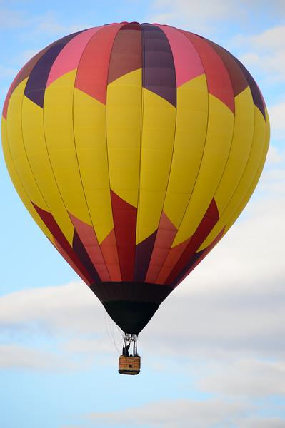 7th Annual Lake Havasu Balloon Fest.