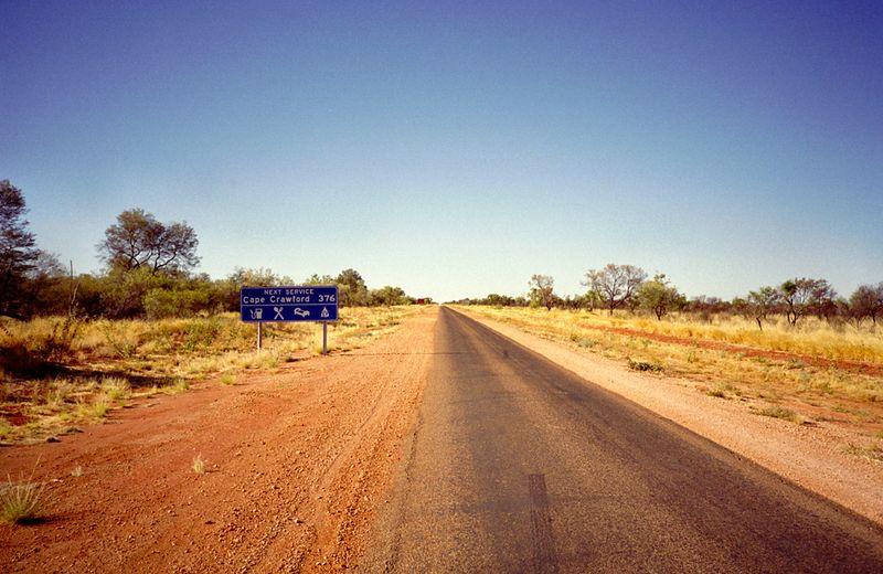 Tablelands highway 1970