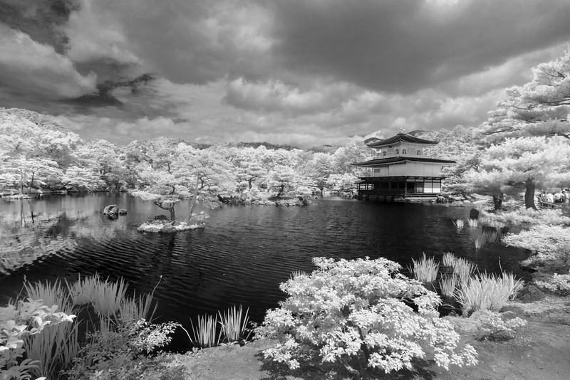 Kinkaku-ji Temple, Kyoto.