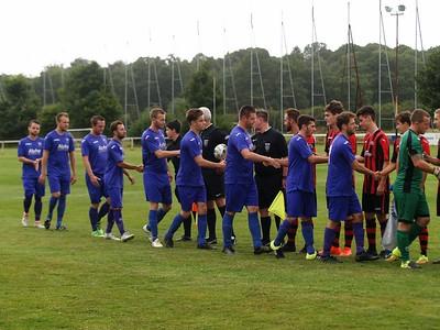 AFC Stoneham (1) v Totton & Eling (1) 20.8.2016