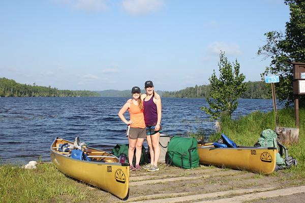 7-21 Entry Point #61 Daniels Lake