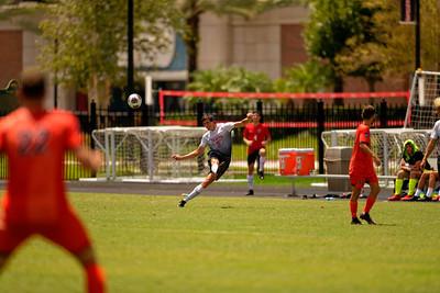 2021 Men's Soccer vs. Auburn-Montgomery
