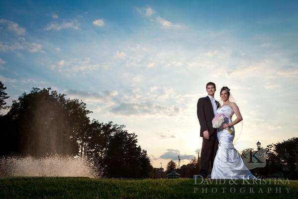 Heath and Lauren's Wedding