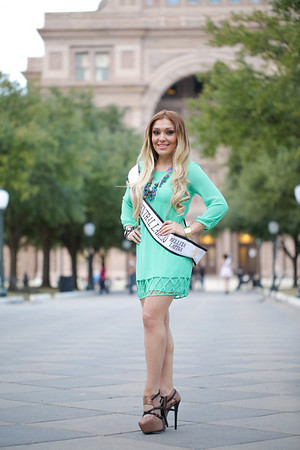 Velma Saenz - Miss Central Laredo
