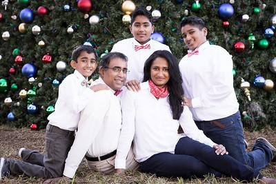 Saji & Susan family