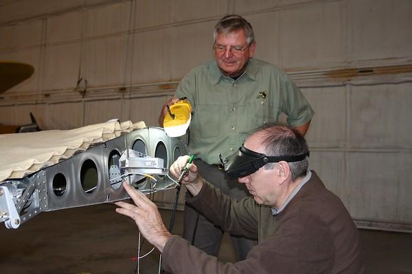 Dynon Magnetometer installation