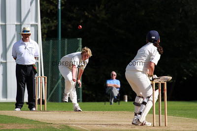 Sussex v Kent womens championship 12 09 10