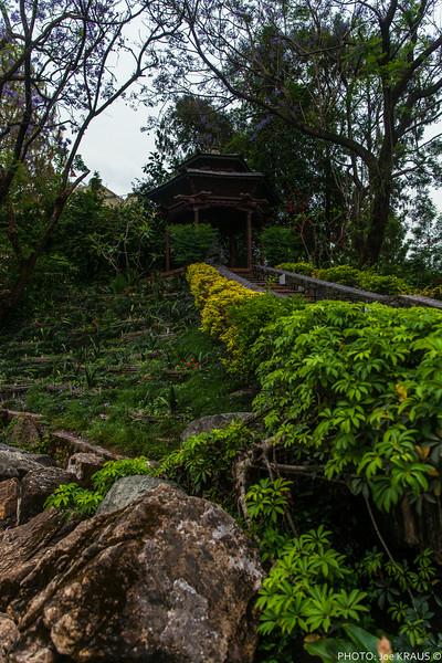 Yak & Yeti Garden Stairs