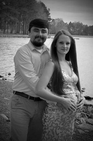 Carley & Brandon's Maternity pics