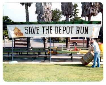 Save The Depot Run, 1982