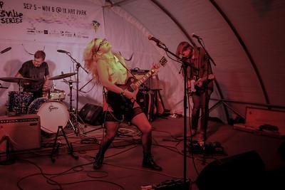 11 06 15 Sally Rose Band at the Ix